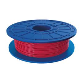 Bobina di filamento pla per stampante 3D D03 rosso 162 m