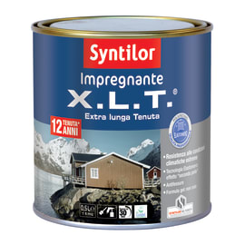 Impregnante a base acqua SYNTILOR XLT incolore 0.5 L