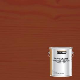 Impregnante a base solvente LUXENS castagno 2.5 L