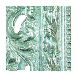 Asta per cornice 2810244/4303 argento 10.2 cm