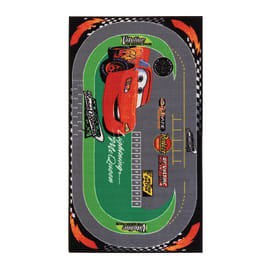 Tappeto Cars racing actline multicolor 133x190 cm