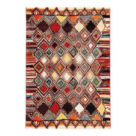 Tappeto Amira 2 multicolor 190x133 cm