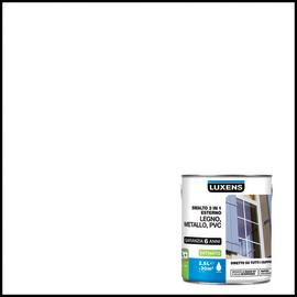 Smalto LUXENS base acqua bianco 2.5 L