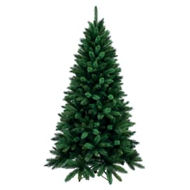 Albero di natale artificiale Livigno verde H 120 cm