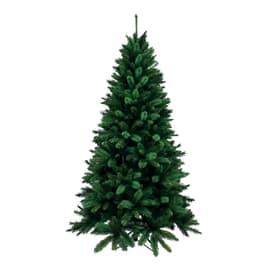 Albero di natale artificiale Livigno verde H 210 cm
