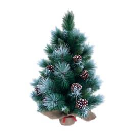 Alberi Di Natale Finti.Albero Di Natale Vero O Artificiale Leroy Merlin