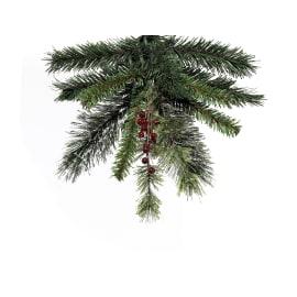 Abete artificiale Siberian verde H 210 cm