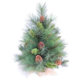 Albero di Natale artificiale Marmolada verde H 60 cm