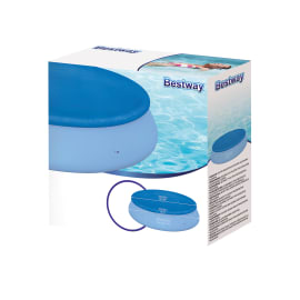 Copertura per piscina BESTWAY in polietilene 366 cm