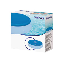 Copertura per piscina BESTWAY in polietilene Ø 244 cm