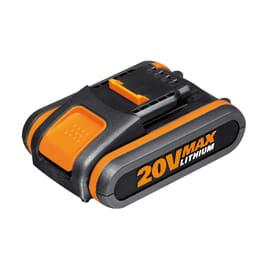 Batteria WORX in litio 20 V 2 Ah