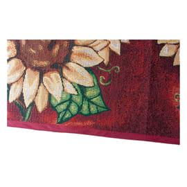 Tappeto Cucina antiscivolo Kentucky rosso 75x50 cm