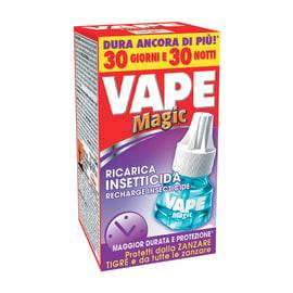 Insetticida liquido per zanzare, vespe, calabroni Magic antizanazara 90 notti 36