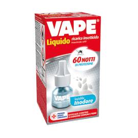 Insetticida liquido per zanzare, vespe, calabroni Classic antizanzara 60 notti 36