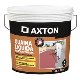 Impermeabilizzante AXTON Guina Luiquida per tetto / parete 15 L
