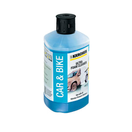 Detergente per idropulitrice KARCHER Ultra Foam Cleaner 3 in 1 auto e moto 1 l