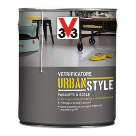 Vetrificatore per parquet V33 Urban Style grigio satinato 0.75 L