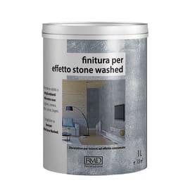Finitura Stone washed 1 L bianco opaco