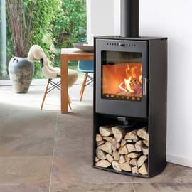 Stufa a legna Aduro 19 5 kW nero