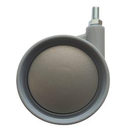 Ruota in caucciù grigio Ø 75 cm