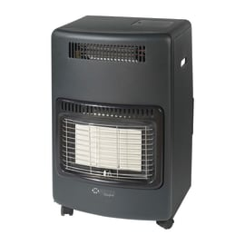 Stufa a infrarossi G-FLAME Nova ventilata 4.2 kW