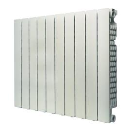 Radiatore acqua calda FONDITAL Modern in alluminio 10 elementi interasse 60 cm