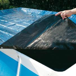 Copertura per piscina 410 x 825 cm