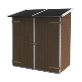 Casetta da giardino in legno Lerici 1.02 m² spessore 14 mm