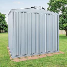 Casetta da giardino in metallo New York 2.84 m² spessore 0.4 mm