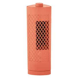 Ventilatore da appoggio EQUATION rosso 25 W Ø 33 cm