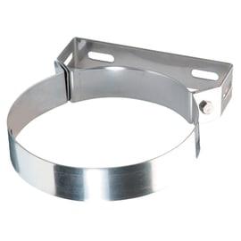 Collare di fissaggio Collare in acciaio inox  per doppia parete Dn 130/180 mm in inox 316l (elevata resistenza in condizioni climatiche estreme)