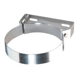 Collare di fissaggio Collare in acciaio inox  per doppia parete Dn 150/200 mm in inox 304 (buona resistenza)