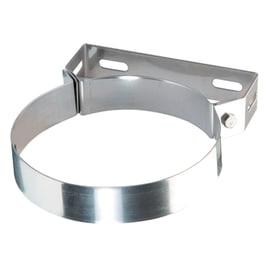Collare di fissaggio Collare in acciaio inox  per doppia parete Dn 180/230 mm in inox 304 (buona resistenza)