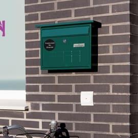 Porta-etichetta ARREGUI Pubblicità no grazie in plastica abs L 10 x H 18.5 cm