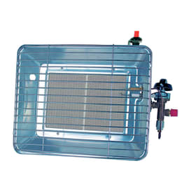 Riscaldamento supplementare a gas Space heater eco piezo 4 kW