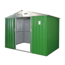 Casetta da giardino in metallo Burgas 4.35 m² spessore 0.27 mm