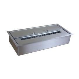 Biobruciatore per pavimento 2 L grigio / argento