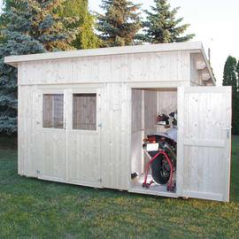 Casetta da giardino in legno Horn 8.35 m² spessore 19 mm