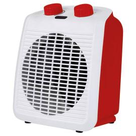 Termoventilatore da bagno EQUATION Five rosso 2000 W