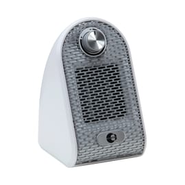 Termoventilatore EQUATION Mini USB bianco 500 W