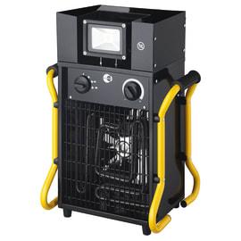 Riscaldatore per cantiere EQUATION Ledlight nero 3300 W