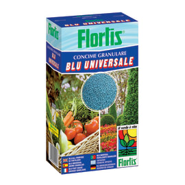 Concime universale granulare FLORTIS Blu 1 Kg