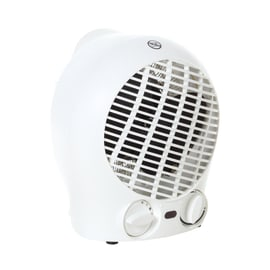 Termoventilatore EQUATION Flag 3 bianco 2000 W