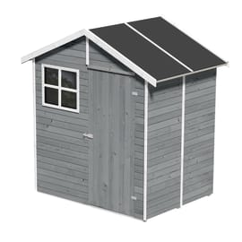 Casetta da giardino in legno Portofino 2.14 m² spessore 14 mm
