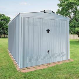 Garage in acciaio al carbonio Boston 12.65 m², Sp 0.4 mm