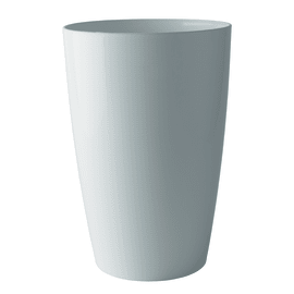 Vaso Santorini ARTEVASI in polipropilene H 40 cm, L 29 x P 29 cm Ø 29 cm