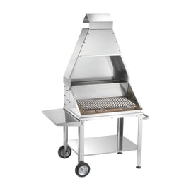 Barbecue OMPAGRILL Betonsteel con camino