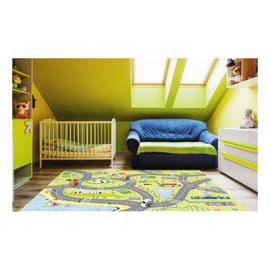 Tappeto Stradine multicolor 120x140 cm