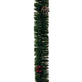Ghirlanda verde L 200 x H 8 cm , Ø 8 cm