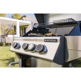 Barbecue a gas NATERIAL Hudson 3 bruciatori